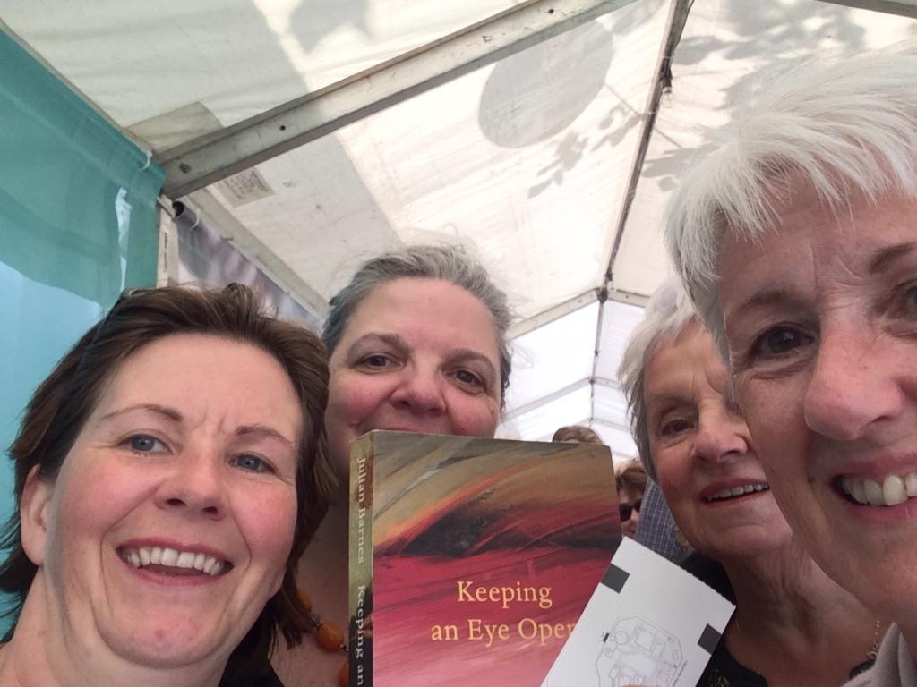 Inveresk_Book_Club_at_Book_Festival